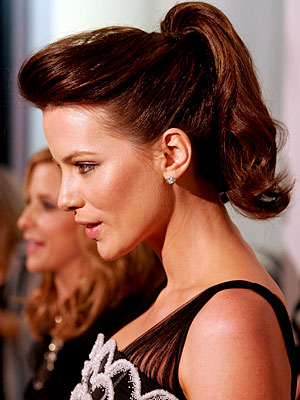 kate beckinsale hair 2011. Kate Beckinsale#39;s hair is