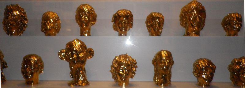 Bronzeheards