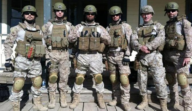 Osama bin laden seal team six / Texas road house texarkana