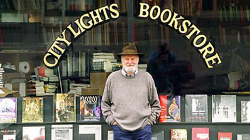 Ferlinghetti: Not all Beat Poets are Beat - Gossip Central
