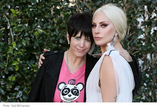 Diane Warren&Lady Gaga -
