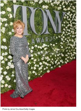 Tony AwardSmallsWhite