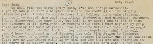 Keroak Letter
